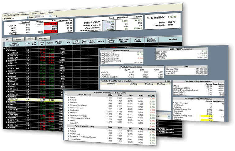 MIK Real-Time Portfolio Monitor